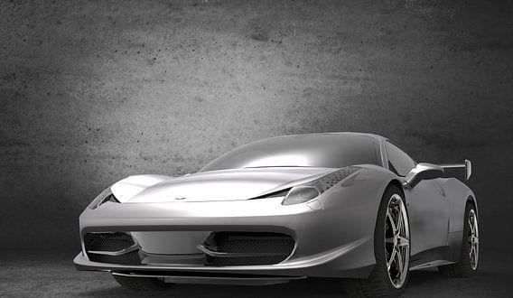 Astro Sport Car front
