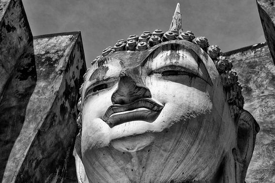 boeddha thailand van Jan Pel
