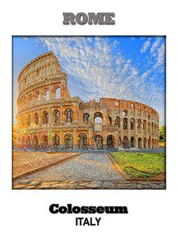 Rom & Kolosseum von