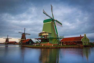 Nederlandse molen van Thijs Friederich