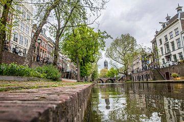 De Domtoren vanaf de Oudegracht van De Utrechtse Internet Courant (DUIC)