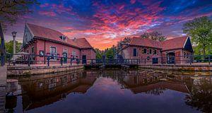 Singraven Wassermühle von peterheinspictures