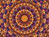 Exclusive Elegancy (Exclusieve Mandala of Rozet) van Caroline Lichthart thumbnail
