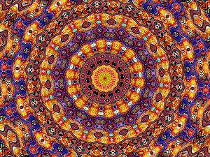 Exclusive Elegancy (Exclusieve Mandala of Rozet)