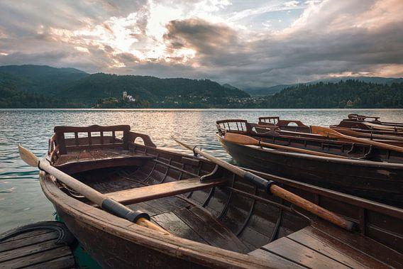 Bootjes in Bled