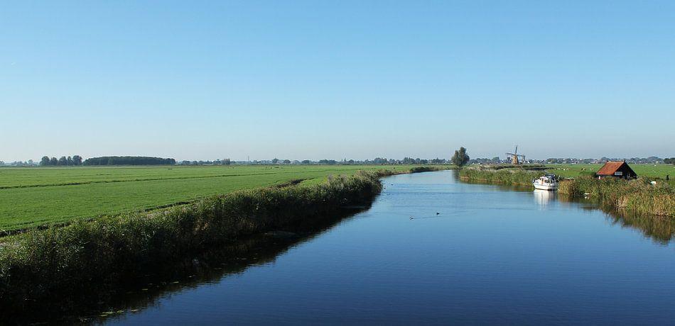 Het Hollands Landschap-2 van Yvonne Blokland