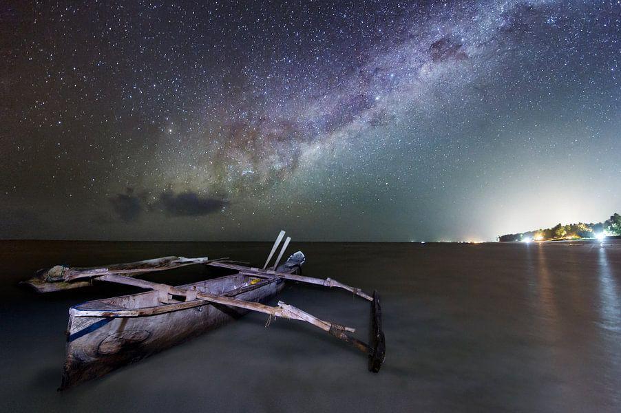 Zanzibar night van Vincent Xeridat