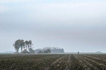 Vogelverschrikker von Marnefoto .nl