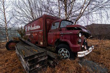truck van romario rondelez