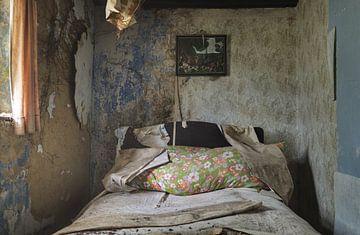 Slaapkamer van Perry Wiertz