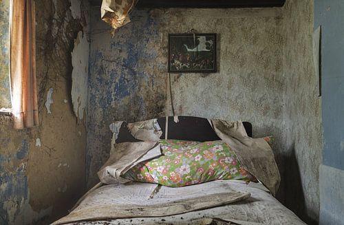 Slaapkamer van
