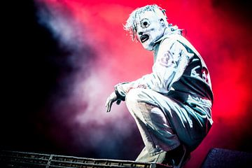Slipknot - Corey Taylor van