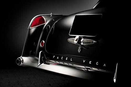 1957 Facel Vega FV3 Coupe van Thomas Boudewijn