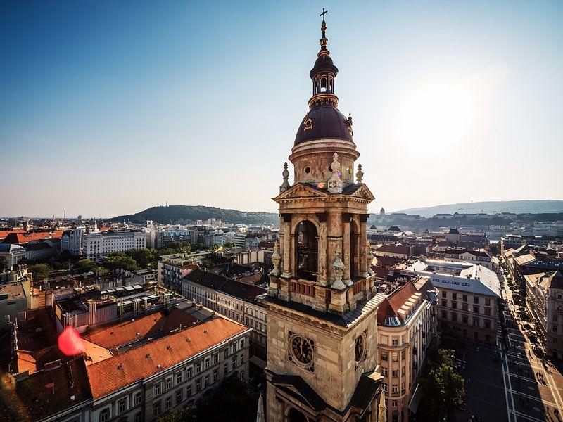 Budapest - St. Stephen's Basilica van Alexander Voss