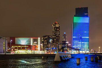 Wilhelminaplein Rotterdam sur Arno Prijs