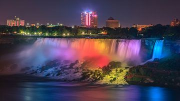 Niagara Falls, American Falls, Canada