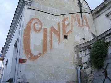 Cinema van Mirjam van Ginkel
