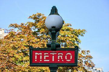 Metro sur Jaco Verheul