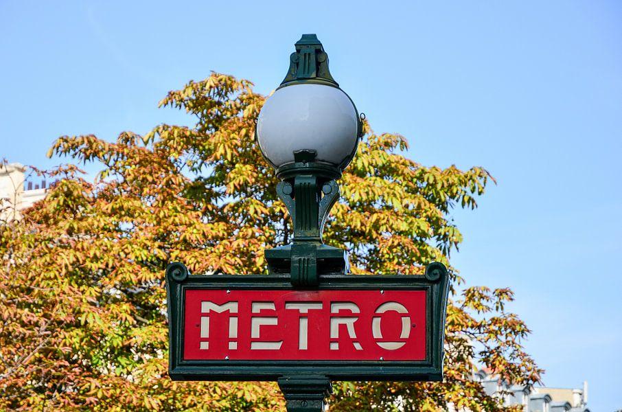 Metro van Jaco Verheul