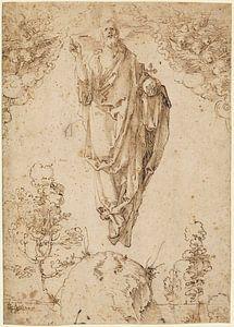 Aufstieg Christi, Albrecht Dürer