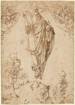 Aufstieg Christi, Albrecht Dürer von De Canon