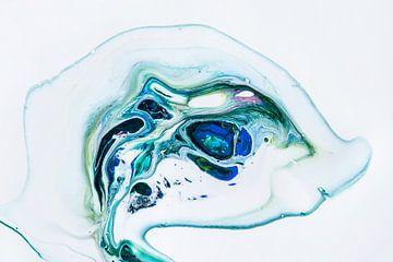 Acryl kunst 2042 van Rob Smit