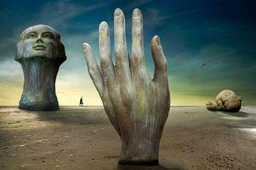 the land of surrealism van Pat Desmet
