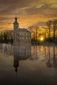 Kasteel Bouvigne, Breda, Nederland van Dennis Donders