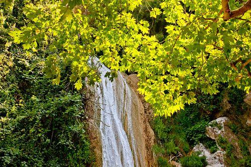 Kalamari Waterval van