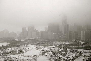 'Winter', Chicago van