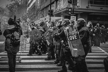 Spreading Flowers 2. van Jasper Medema
