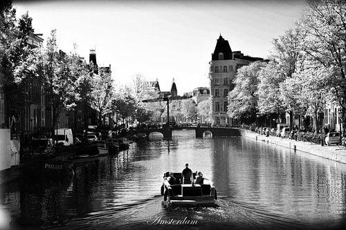 Binnenstad van Amsterdam
