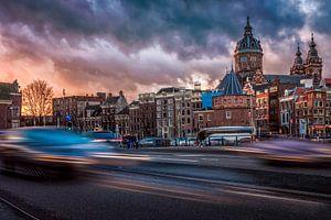 Amsterdam moves van
