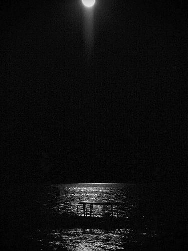 """Moonlight Gili Air"" van"