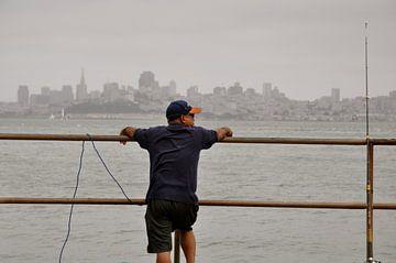 De Amerikaanse visserman van Justin Spaans