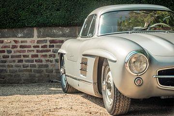 Mercedes-Benz 300SL Gullwing 1954 voiture de sport sur Sjoerd van der Wal