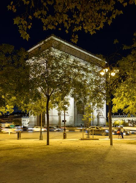 Arc de Triomphe, Parijs van Arno Lambregtse