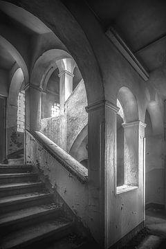 Verlassener Escher von Frans Nijland