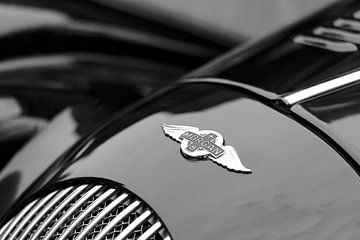 Morgan Plus 8 sportscar detail sur Sjoerd van der Wal