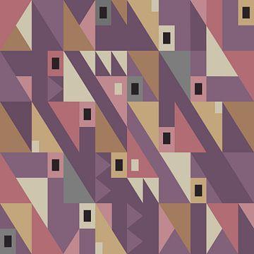 FAS-Serie Geometrische Formen II von Anna Marie de Klerk
