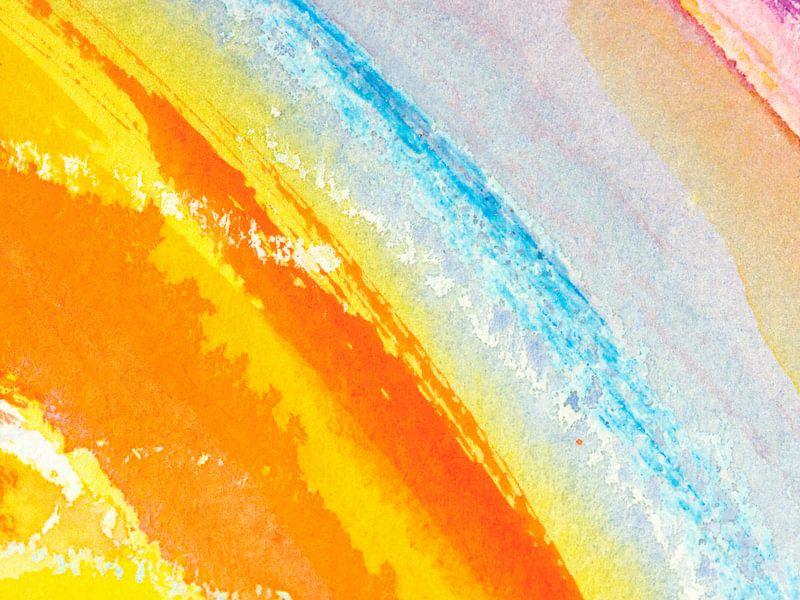 Aquarell IX von Herma Egberts