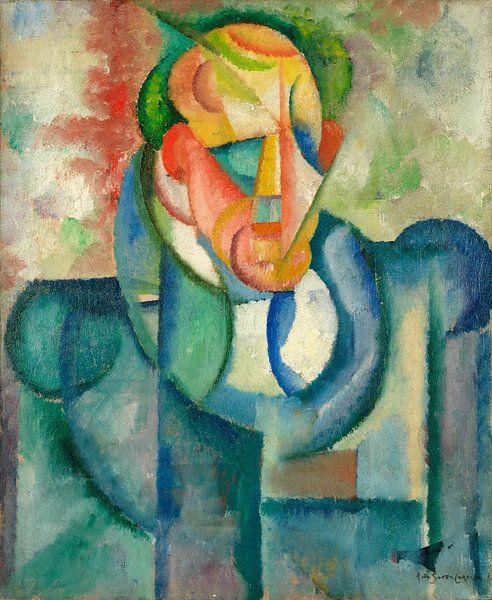 Mann, 1913 von Atelier Liesjes