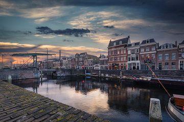 Historisch Delfshaven van Mart Houtman