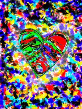 Een hart voor de kunst van Keep Magic