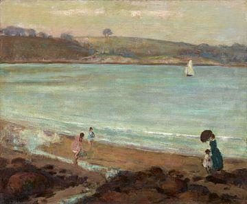 Lucien Abrams~In der Bucht von Massachusetts