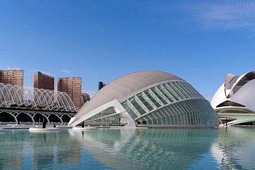 Valencia Museum of Arts and Sciences van