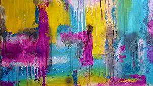 Abstracte moderne kunst