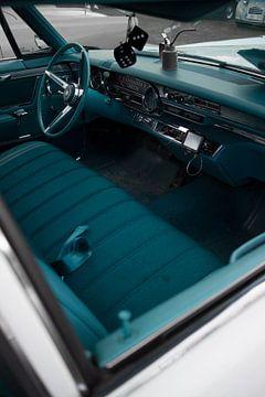 Fahrzeug-Innenraum von Philippe Wuestenbergs