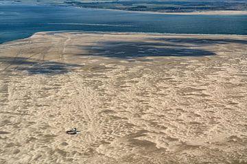 Vliehors met Texel van Roel Ovinge