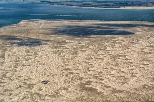 Vliehors met Texel